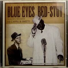 Blue Eyes Meets Bed-Stuy Notorious B.I.G., Frank Sinatra Mixtape Compilation CD