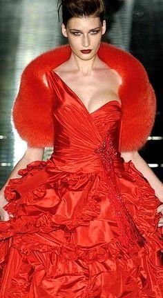 2004 Valentino Fall Haute Couture