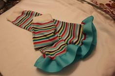 diy ruffle leg warmers - Google Search