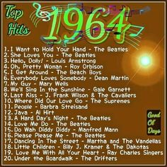 Top 20 Music, 60s Music, Music Hits, Music Lyrics, Music Songs, Music Videos, She Loves You, No One Loves Me, Throwback Songs