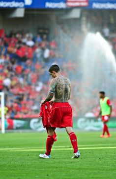 Daniel Agger writes open letter to Liverpool FC fans after leaving for Brondby - Liverpool Echo You will be missed, Daniel!