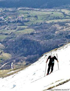 Escursioni nelle Marche: la cresta del Sassone, Monti Sibillini
