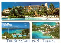 The Ritz on another trip to St. Thomas.  Keep going back - love that place!