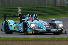 Imola 2013 | Morand Racing - Natacha Gachnang