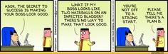 job comics   ... boss :: job :: success :: comics (funny comics & strips, cartoons