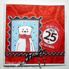 Stamping Rules!: Atlantic Hearts Sketch 74 #ArtPhilosophy - card front #PaperPiecing