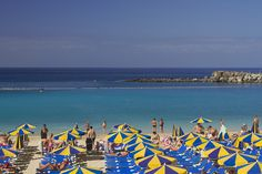 Thirteen Blue Flags for Gran Canaria in 2012 | Sunshine Guide to Gran Canaria