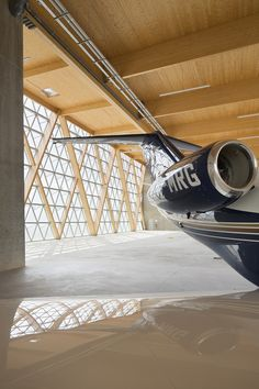 Galeria de Aeroporto de Cannes Fase II / Comte & Vollenweider Architectes - 5