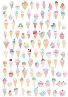 Prints of my dreams | via LITTLE PAPER LANE www.littlepaperlane.com.au
