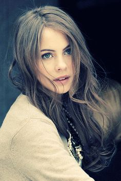 Willa Holland.