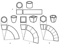Patterns for stone setting