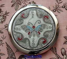 Compacts, Vanity/ Perfume/ Grooming, Collectables