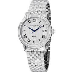 Raymond Weil Maestro 2837-st-00659Herren Armbanduhr - http://uhr.haus/raymond-weil/raymond-weil-maestro-2837-st-00659-herren
