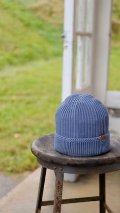 4bc11886666 The Squad Pull-On uses different knit textures on the crown   cuff. Fully ·  Hat ShopBeanie HatsCaps ...