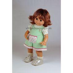 POUPEE MÜLLER WICHTEL SANDY - poupée de collection de Rosemarie Müller - Villa…