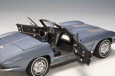 1/18 Autoart Modellautos CHEVROLET CORVETTE 1963