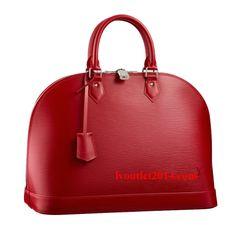 Louis Vuitton Alma MM Carmine (or Fuschi or Red chili. Louis Vuitton Alma, Louis Vuitton Wallet, Vuitton Bag, Louis Vuitton Handbags, Lv Handbags, Designer Handbags, Vuitton Neverfull, Designer Bags, Sacs Louis Vuiton