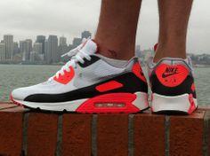 Nike Air Max 90 Hyperfuse #Nike #Air #Max