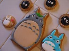 Totoro Cookie