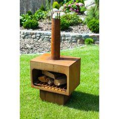 RedFire Fireplace Jersey XL Steel Rust 81077[4/4]