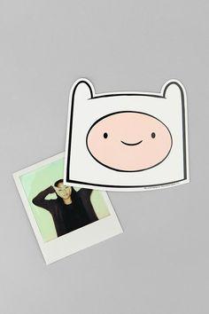 Adventure Time Finn Magnet #urbanoutfitters