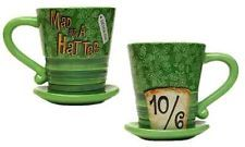 Alice In Wonderland Mad Hatter Hat Tea Cup Coffee Mug Walt Disney World Parks