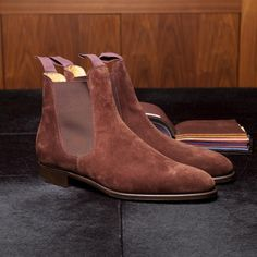 Edward Green Chelsea boots