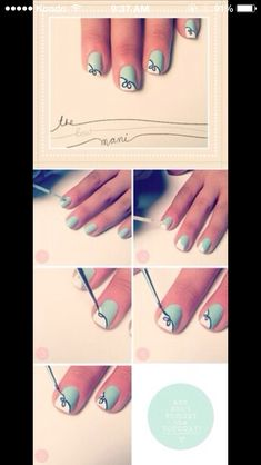 More Nail Art Ideas #Various #Trusper #Tip