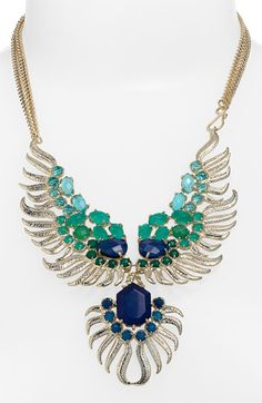 Kendra Scott 'Fenton' Statement Necklace available at #Nordstrom