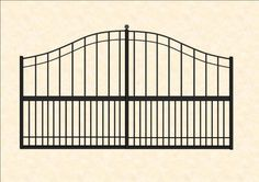 Custom gate designs