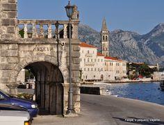 Felipe, o pequeno viajante: como ir de Dubrovnik até a Baía de Kotor, em Montenegro, conhecendo Herceg Novi, Perast, Tivat, Stoliv, Prcanj e Muo no caminho
