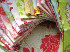 UK fabric shops from Flossie Teacakes blog
