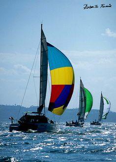regata al sol Pensacola to Isla Mujeras
