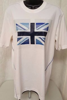 Team GB Unisex Multi Color Olympic 2012 Team GB (Great Britain) Shirt Size M #TeamGB #GreatBritian