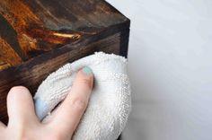 condo life: $3 nightstands   lark&linenlark&linen