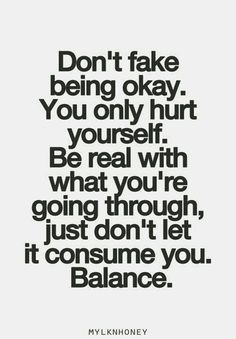 ♡ this is a personal struggle of mine. Always faking okay so no one can see the pain.