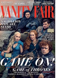 Vanity Fair Goes Deep Into the New Season of Game of Thrones