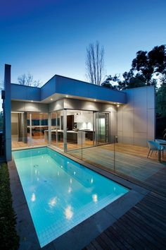 Kew House 1 by Vibe Design Group