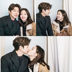 'Gogebi' Share ♥ Kim Goo-eun, in the instant photo booth, surprise poem 'daddal' - enews24