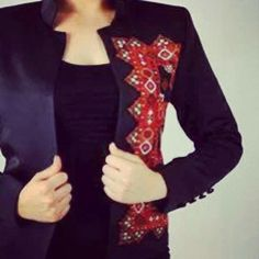 Balochi jacket