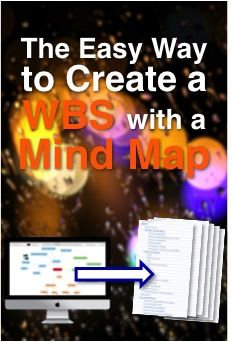 A Work Breakdown Structures (WBS) is a hugely valuable Project Management tool. Make it easy for yourself. Create your WBS with a Mind Map. Click through to read the full article.