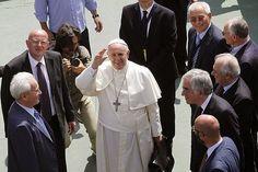 Blog do Pastor Manoel Barbosa Da Silva: Francisco é o primeiro papa a visitar uma igreja e...