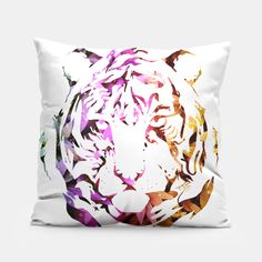 Floral tiger -full 1-, Live Heroes Available here: https://liveheroes.com/es/product/show/176701