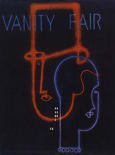 Jean Carlu 1930 magazine cover design