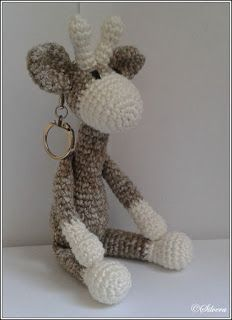 145 Beste Afbeeldingen Van Haken Sleutelhangers Crocheting