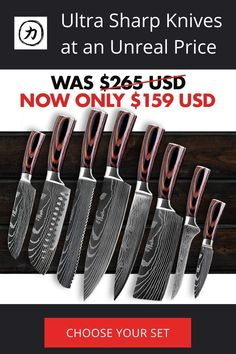 Kitchen Knives, Kitchen Gadgets, Food Prep, Meal Prep, Retro Beach House, Cleaver Knife, Chef Knives, Survival Backpack, Cool Gadgets To Buy