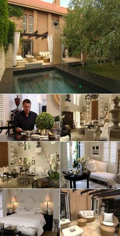 Join Top Billing As We Meet One Of South Africau0027s Preeminent Interior  Designers, Stephen Falcke, While He Shows Us Around His Beautifully Decorated  Home.