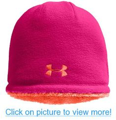 Under Armour Girl s UA Super Furry Comfort Beanie eb20f7a4f531