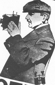 Aus einer Anzeige der Firma Goerz, 1910.