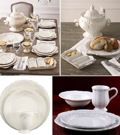 1000 Images About Dinnerwear On Pinterest Log Furniture